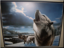 Howling Wolves By Kevin Daniels