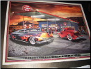 Vintage Cars and Truck Lit Pictures & Prints